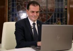 CCR respinge ca inadmisibila sesizarea AUR referitoare la alegerea lui Orban in functia de presedinte al Camerei Deputatilor