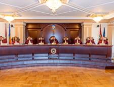 CCR se pronunta marti pe sesizarea referitoare la existenta unui conflict Guvern - Parlament privind motiunea de cenzura