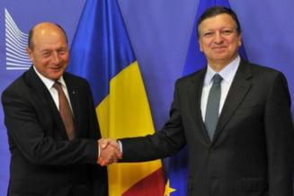 CE: Liderii romani sunt tratati egal - Barroso nu va avea conferinta de presa cu Ponta