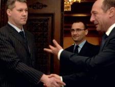 CE nu a intervenit pentru mentinerea lui Predoiu la Justitie