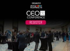 CEO Conference - Shaping the Future: Evenimentul anual de referinta al mediului de afaceri din Romania se desfasoara marti, 22 mai 2018, in Bucuresti