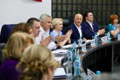 CEx a votat ca Viorica Dancila sa fie candidatul PSD la prezidentiale. Doar doua persoane s-au opus