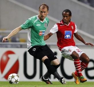 CFR Cluj - Braga. In ceata, spre optimile Champions League!