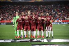 CFR Cluj - Gaz Metan Medias 2 - 0, clujenii raman in lupta pentru titlu