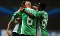 CFR Cluj - Inter Milano, in 16-imile Europa League