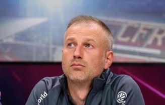 CFR Cluj - Sepsi Sf. Gheorghe. Iordanescu are probleme cu un titular inaintea jocului din play-off