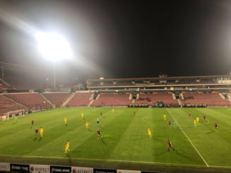 CFR Cluj - Young Boys Berna 1-1. Campioana a ratat o victorie uriasa