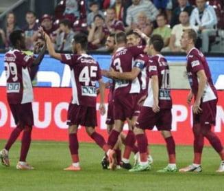 """CFR Cluj, """"lovita"""" de UEFA. Iata cati bani primeste campioana"""