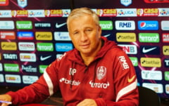 CFR Cluj, debut dezastruos în grupele Conference League. Al doilea eșec consecutiv cu Dan Petrescu pe bancă!