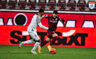 """CFR Cluj, deplasare usoara la Clinceni: """"Avem nevoie de cele trei puncte"""""""
