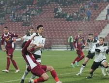CFR Cluj, doar o remiza la Brasov