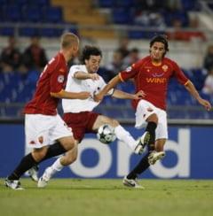CFR Cluj, egal cu Roma in ultimul meci din Liga Campionilor