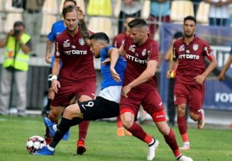 CFR Cluj, invinsa de Astana in Liga Campionilor