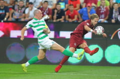 CFR Cluj, invinsa de Celtic in grupele Europa League