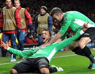 "CFR Cluj, obiectiv nou dupa victoria de la Manchester: ""Finala Europa League!"""