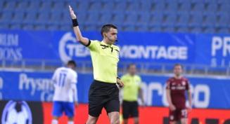 """CFR Cluj, satula de arbitrajele lui Hategan: """"Ne-am saturat! Ne-a facut varza"""""""