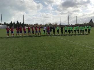 CFR Cluj, spectacol in amicale. Elevii lui Dan Petrescu au castigat toate jocurile din 2018