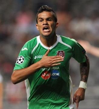 CFR Cluj, victorie cu Braga in Champions League