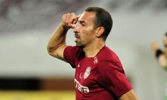 CFR Cluj, victorie cu FC Botosani in Liga 1. Brazilianul Vinicius, din nou decisiv pentru echipa lui Dan Petrescu