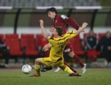CFR Cluj a castigat suspect meciul cu FC Brasov