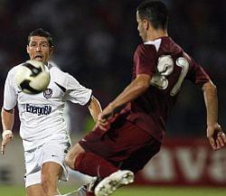 CFR Cluj a castigat usor meciul cu FC Copenhaga