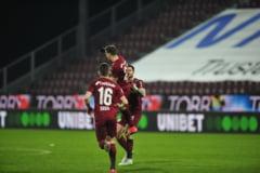 CFR Cluj a demolat-o pe Poli Iasi in Liga 1. Italianul Napoli, primul meci , prima infrangere pentru moldoveni