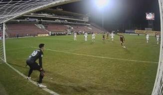CFR Cluj a invins FCSB, scor 2-0, dupa un meci superb - REZUMAT VIDEO