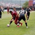 CFR Cluj a invins Gaz Metan Medias, intr-un meci amical in care s-au inscris sapte goluri