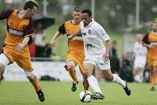 CFR Cluj a invins Motherwell cu 2-1