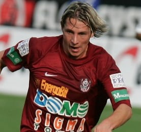 CFR Cluj a invins formatia lui Dica si Iacob