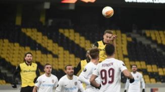 CFR Cluj a ratat calificarea in Primavara Europeana din cauza unui penalty controversat REZUMAT VIDEO
