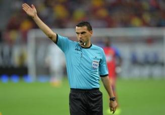 """CFR Cluj a trimis un memoriu catre CCA, in care il acuza pe arbitrul Ovidiu Hategan de """"malpraxis in forma continuata"""""""