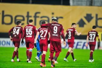 CFR Cluj are punctaj maxim în Liga 1 după victoria de la Mioveni. Campioana a câștigat dintr-un ofsaid clar
