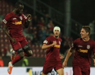 CFR Cluj castiga la Basel! Pas mare spre grupele Champions League!