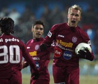 CFR Cluj castiga la Liberec si merge in playoff-ul Champions League