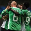 CFR Cluj castiga la Manchester, dar rateaza calificarea in optimile Ligii Campionilor! (Video)