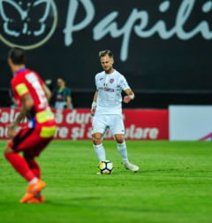 CFR Cluj castiga la limita la Chiajna si se distanteaza in fruntea Ligii 1
