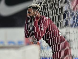 CFR Cluj castiga pe teren propriu si urca pe primul loc in clasamentul Ligii 1