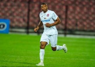 CFR Cluj cauta metode sa scape de cel mai bine platit fotbalist din Liga 1