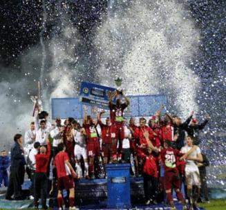 CFR Cluj este campioana Romaniei!