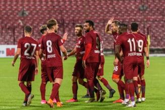 CFR Cluj este lider in grupa din Europa League, dupa 1 - 1 cu Young Boys