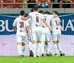 CFR Cluj invinge Astra in play-off-ul Ligii 1