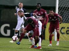 CFR Cluj invinge Astra si urca pe primul loc in Liga 1