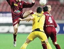 CFR Cluj invinge Brasovul selectionerului