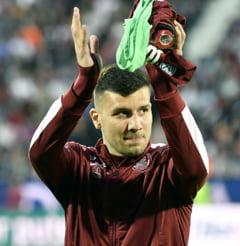 CFR Cluj isi poate pierde golgheterul dupa castigarea titlului in Liga 1