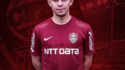 CFR Cluj l-a transferat pe unul dintre cei mai talentati fotbalisti din Liga 1