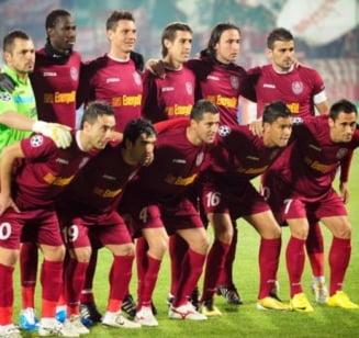 CFR Cluj merge ceas in amicale