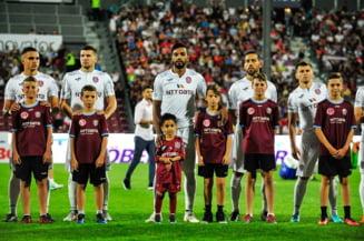 CFR Cluj pierde in Luxemburg. Explicatiile unei infrangeri umilitoare