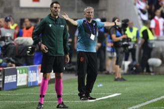 CFR Cluj pierde la Giurgiu dupa un meci nebun: Dan Petrescu si doi jucatori ai campioanei au fost eliminati!
