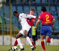 CFR Cluj pleaca din Ghencea cu un punct nemeritat